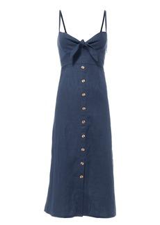 Faithfull the Brand Charlotte Midi Dress
