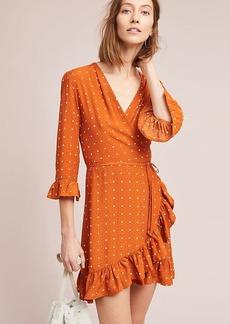 Faith Connexion Faithfull Ginger Wrap Dress