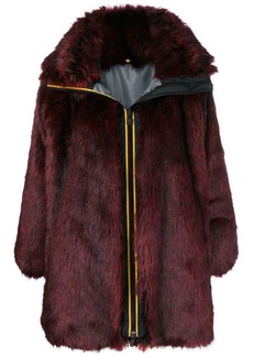 Faith faux fur coat