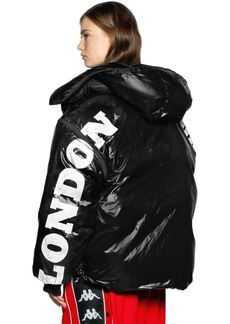 Faith Hometown Reversible Oversize Down Jacket