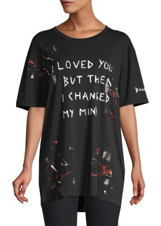 Faith I Love You Cotton Graphic Tee