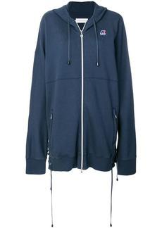 Faith Kway hooded jacket