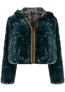 Faith leopard print jacket
