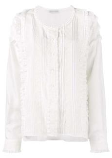 Faith oversized lace blouse