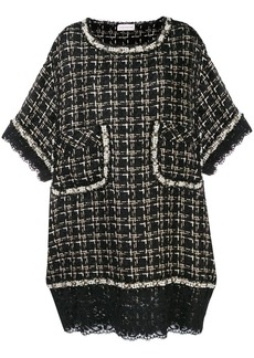 Faith oversized tweed dress