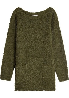 Faith Pullover with Mohair and Wool