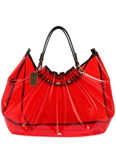 Faith Pvc Tote Bag