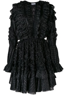 Faith ruffled dress