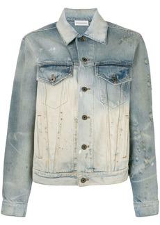 Faith stonewashed denim jacket