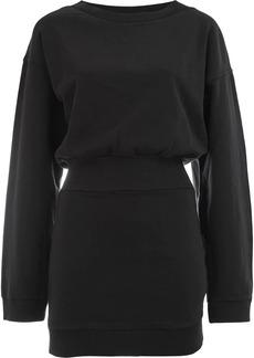 Faith sweatshirt mini dress