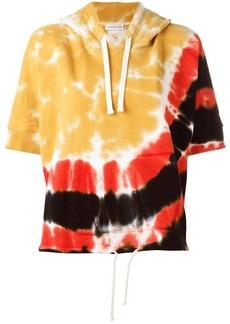 Faith tie-dyed hoodie
