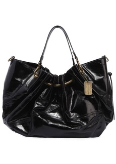 Faith Vintage Leather Tote Bag