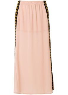 Faith X Kappa long skirt