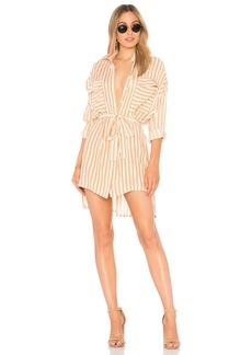 Faithfull the Brand Debbie Shirt Dress