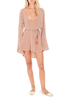 cdd16f0bb5 Faithfull the Brand FAITHFULL THE BRAND Le Petite Stripe Linen Dress ...