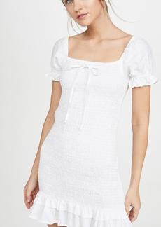 FAITHFULL THE BRAND Cette Mini Dress