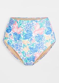 FAITHFULL THE BRAND Chaumont Bikini Bottoms
