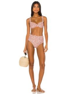 FAITHFULL THE BRAND Frida Bikini Set