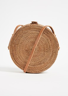 FAITHFULL THE BRAND Jana Round Cross Body Bag