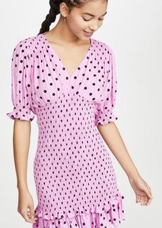 FAITHFULL THE BRAND Margherita Mini Dress