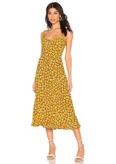 FAITHFULL THE BRAND Noemie Dress