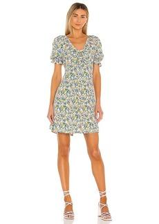 FAITHFULL THE BRAND Palma Mini Dress