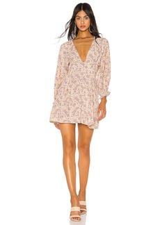 FAITHFULL THE BRAND Palmaro Mini Dress