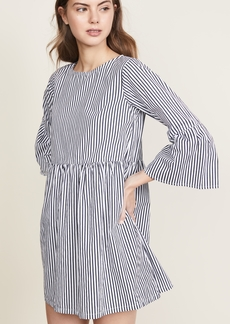 FAITHFULL THE BRAND Pheobe Stripe Dress