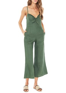 FAITHFULL THE BRAND Presley Linen Jumpsuit