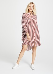 Faithfull the brand faithfull the brand spencer shirt dress abvcac95aec a