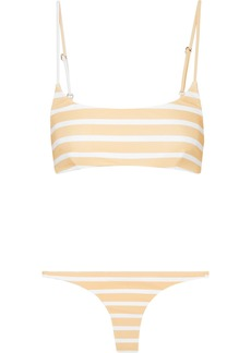 Faithfull the Brand Striped Bikini