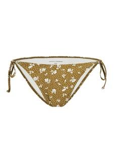 Faithfull the Brand Valensole Floral Bikini Bottoms