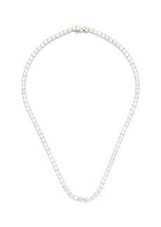 FALLON - Women's Gold-Tone And Crystal Necklace - Gold/silver - Moda Operandi