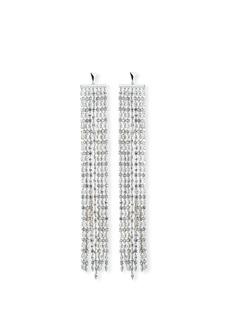 Fallon Marquis Crystal Waterfall Earrings