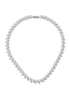 Fallon Micro Pearl Collar Necklace