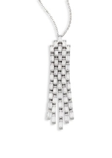 Fallon Monarch Deco Waterfall Pendant