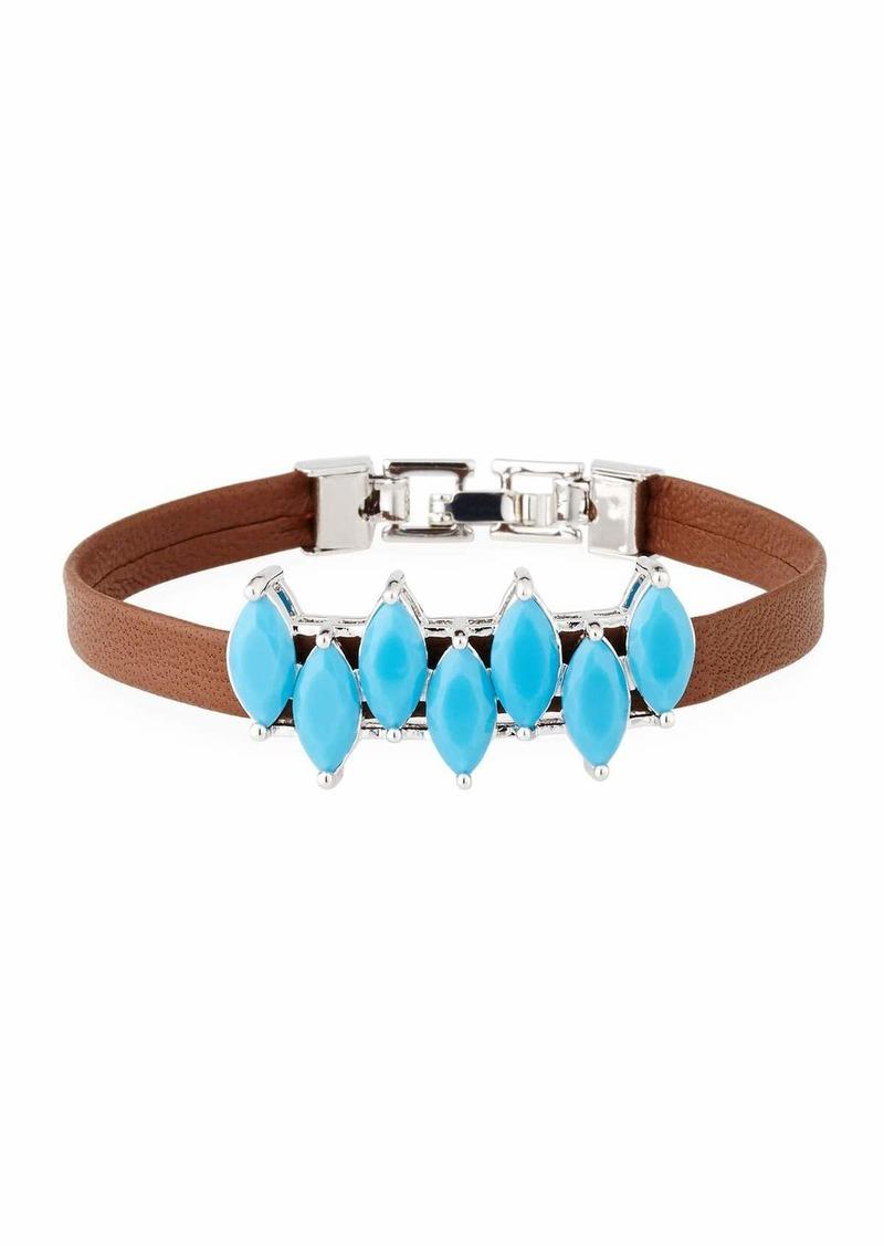 85ba051a2 Fallon Monarch Mini Jagged Edge Cuff Bracelet Now $40.50