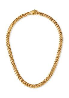 FALLON Ruth Curb Chain Necklace  8mm