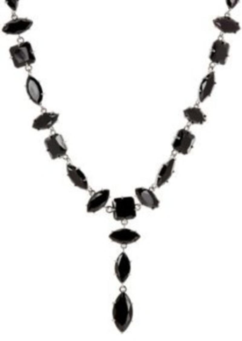 Fallon Jagged-Edge Extra-Long Necklace PEh3CSH5JB
