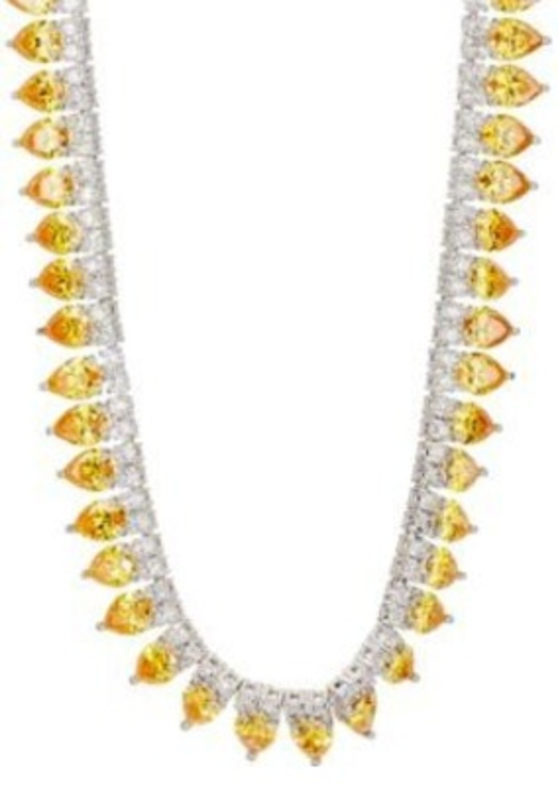 63b734caa9c2a Fallon Fallon Women's Monarch Pointed Choker   Jewelry