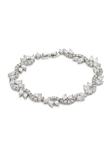 Fallon Micro-Vine Pavé Bracelet