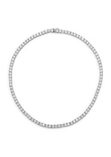 Fallon Monarch Grace Pavé Collar Necklace