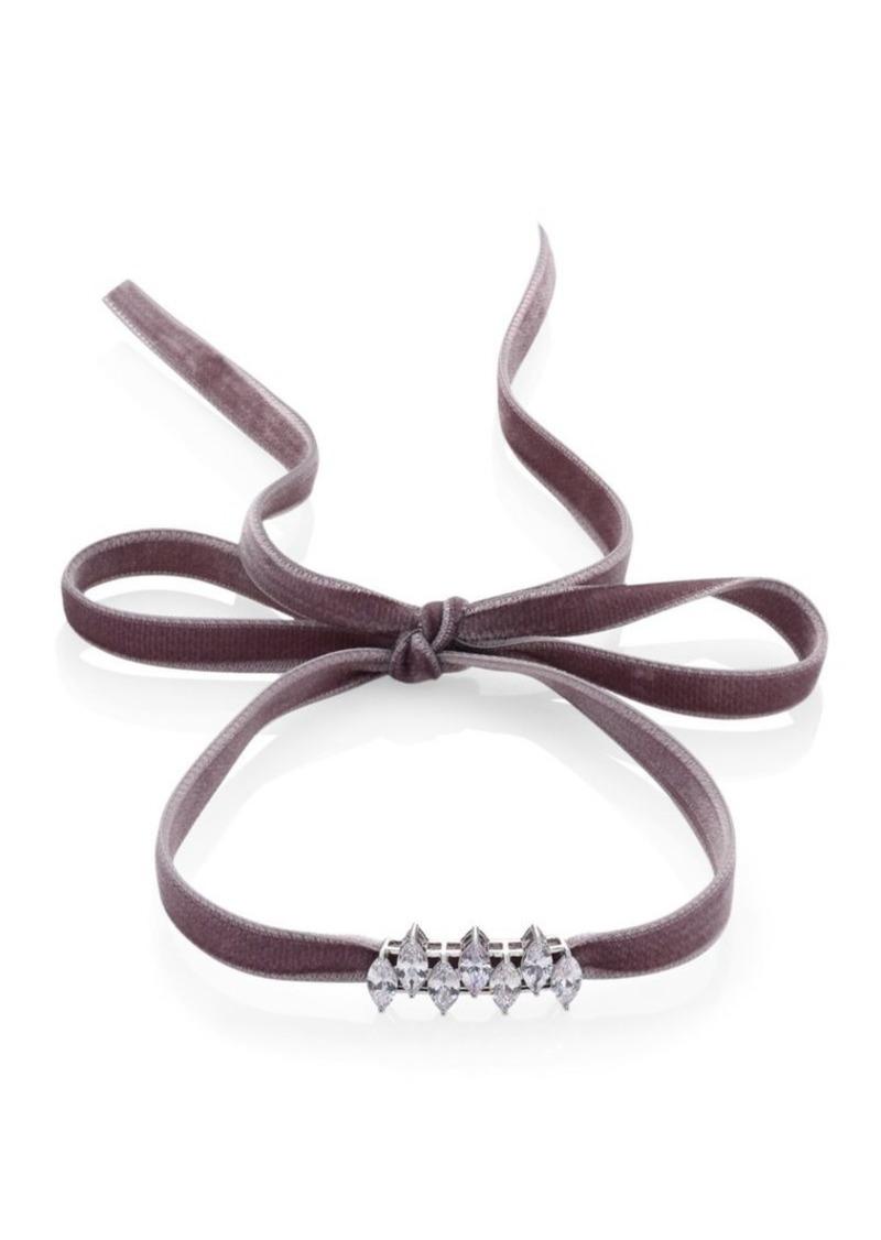 Fallon Monarch Mini Jagged Edge Cuff Bracelet Cycbod5