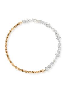 Fallon Yacht Club Asymmetric Collar Necklace
