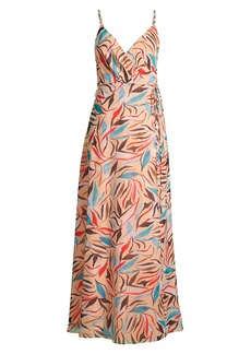 Fame and Partners Adria Printed Maxi Dress