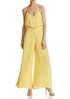 Fame and Partners Catalina Wide-Leg Jumpsuit
