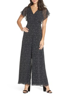 Fame and Partners The Elena Wide Leg Jumpsuit