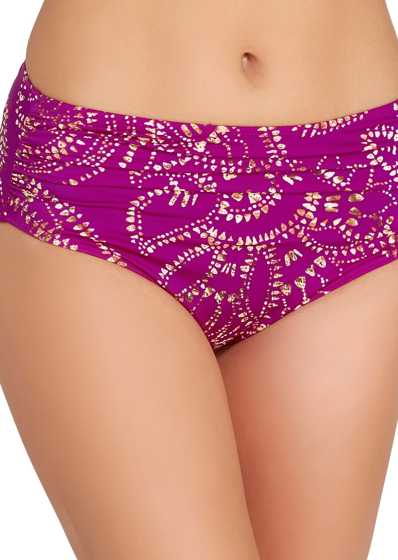 Fantasie + Bora Bora Deep Gathered Brief Swim Bottom