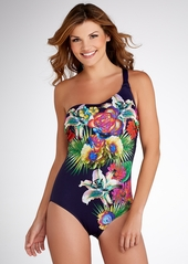 Fantasie + Cayman Asymmetric Swimsuit