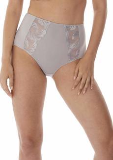 Fantasie Women's Anoushka Lace High Waist No-VPL Smoothing Brief  L
